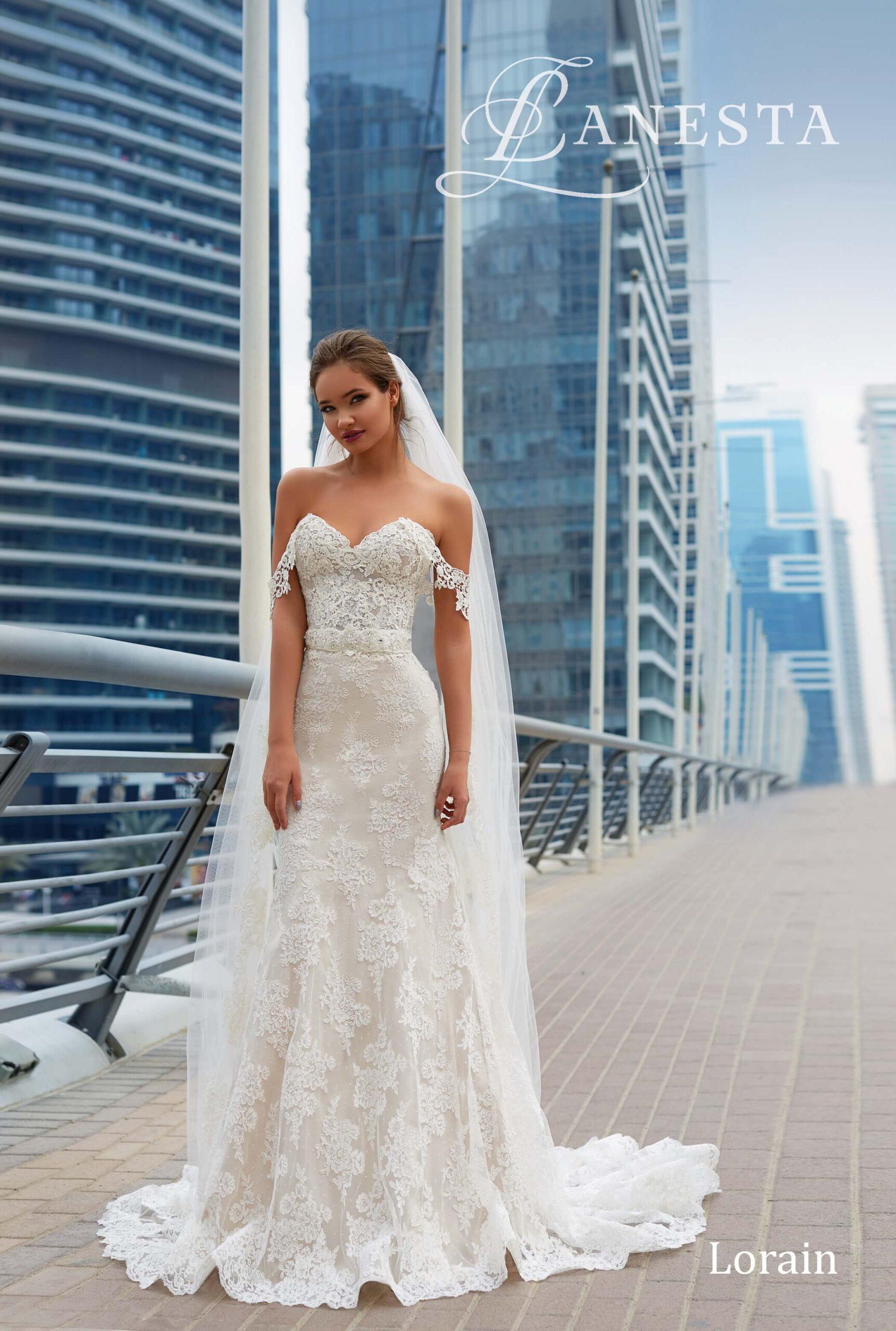 Свадебное платье Lorain Lanesta