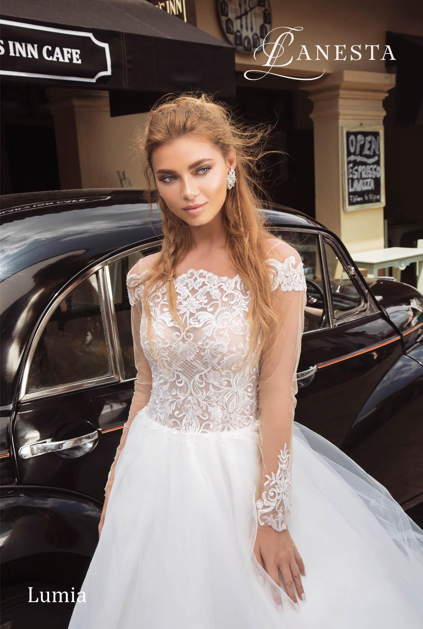 Весiльна сукня Lumia
