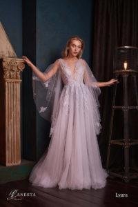 вечернее платье Lyara