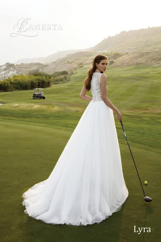 Свадебное платье lyra Lanesta