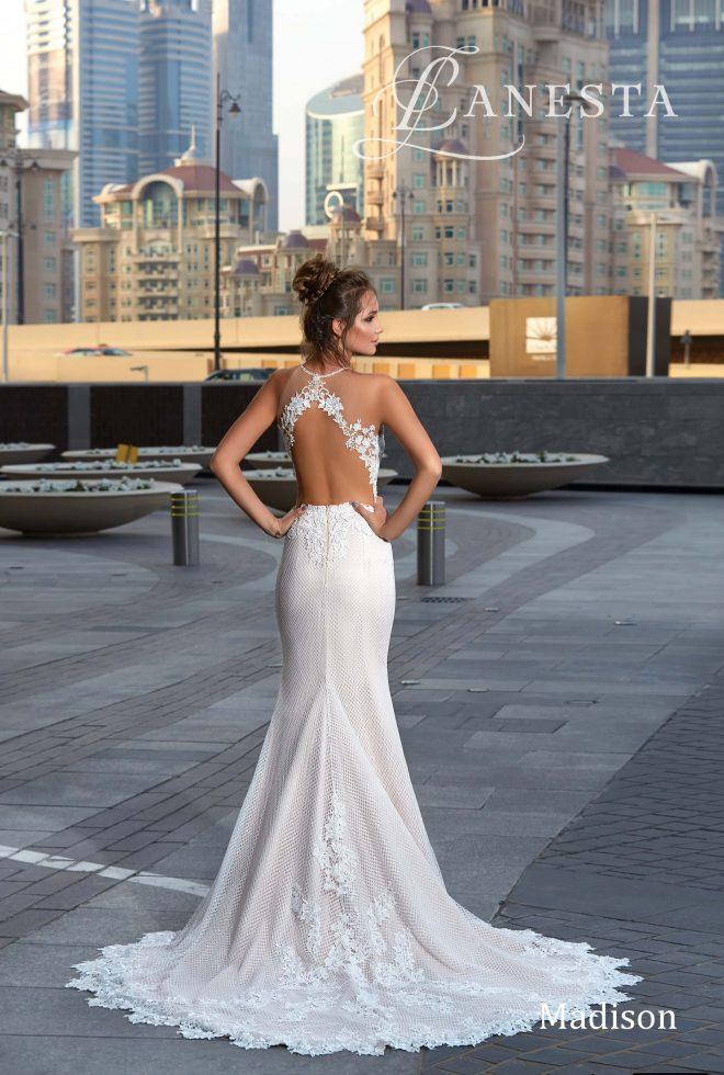 Свадебное платье Madison Lanesta