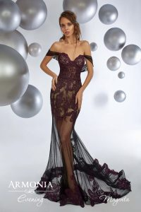 Вечернее платье Magenta Armonia