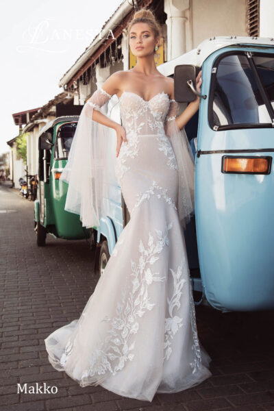 Свадебное платье Makko