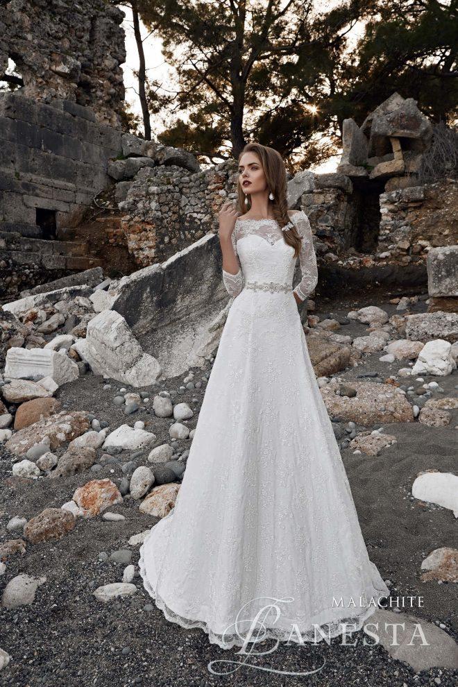 Свадебное платье Malachite Lanesta