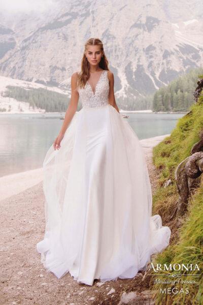 Cвадебное платье Megas