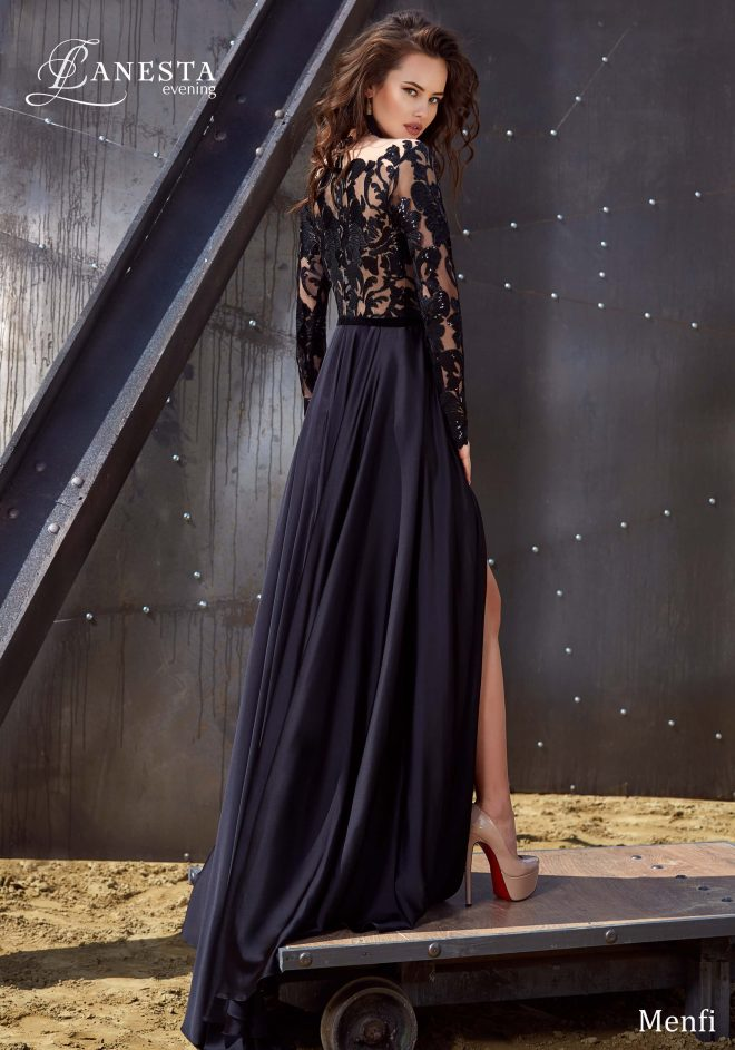 Вечернее платье Menfi Lanesta