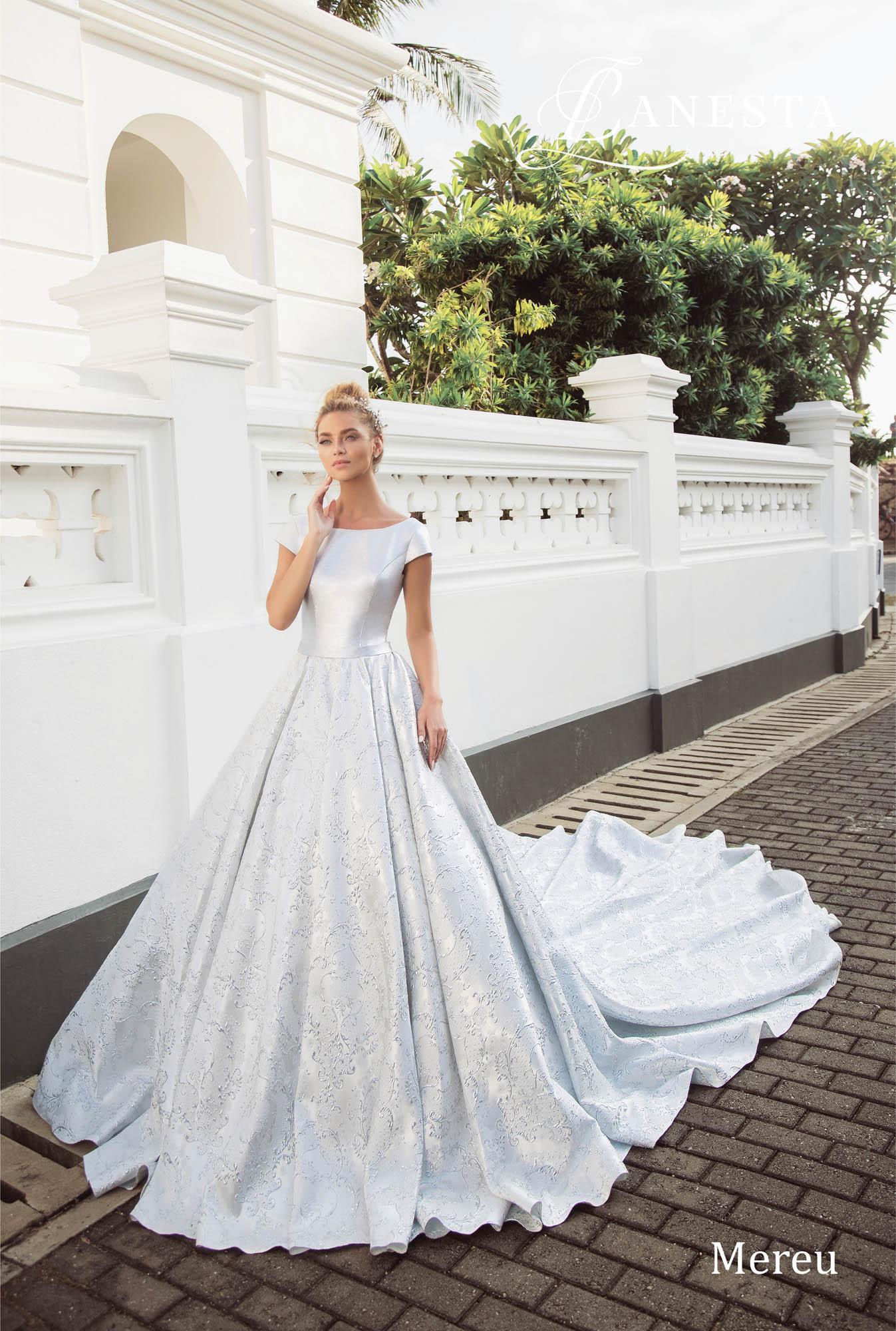 Весiльна сукня Mereu