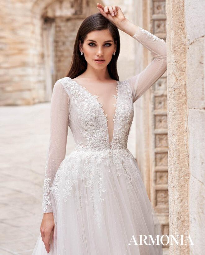 Весільна сукня Mimosa