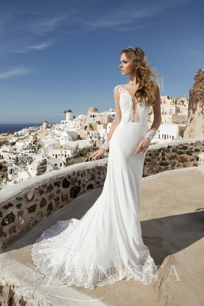 Свадебное платье Mirabel Lanesta