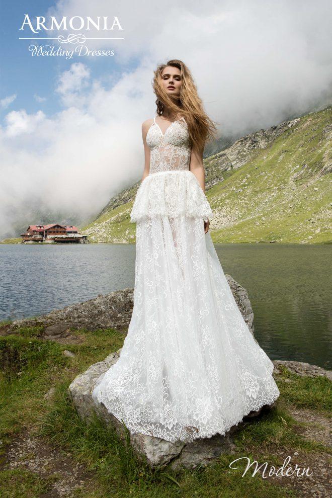 Cвадебное платье Modern Armonia