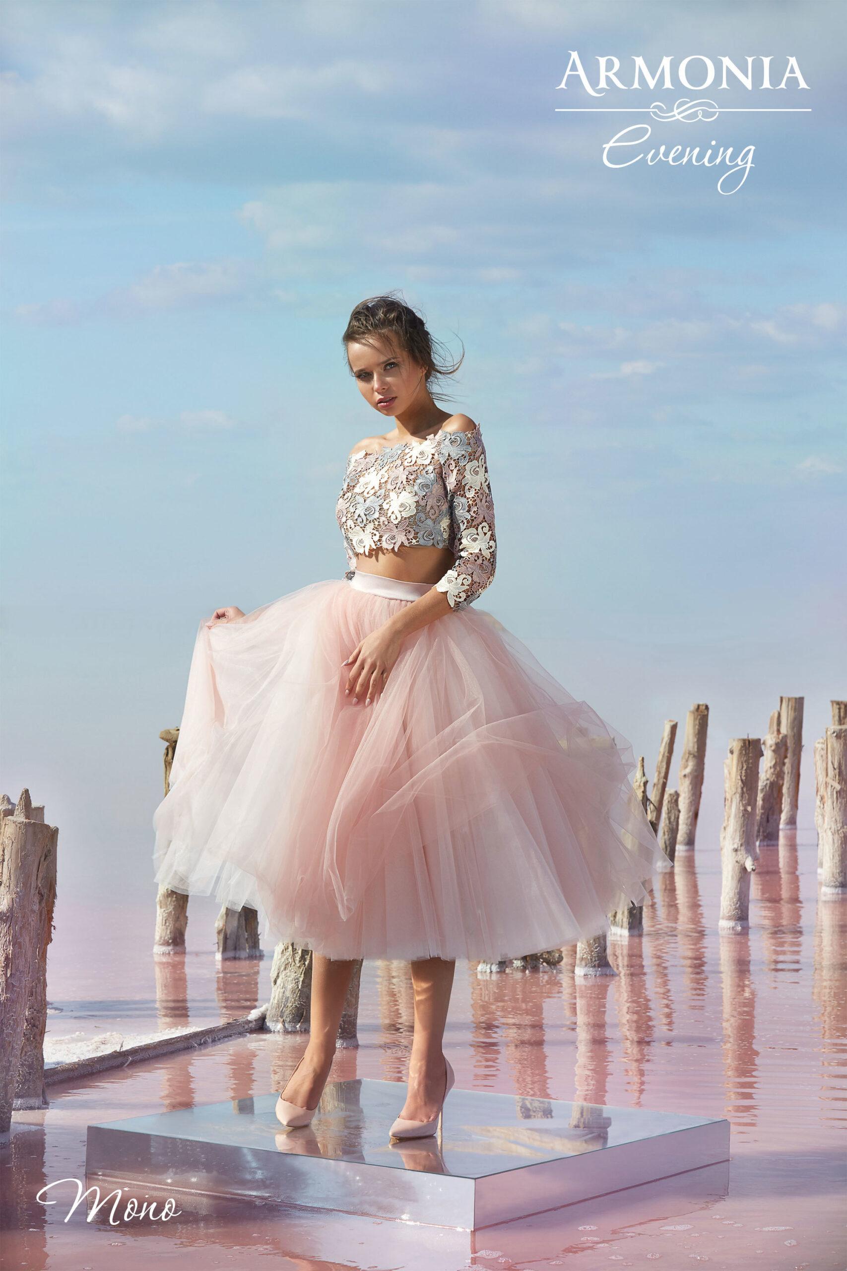 Вечірня сукня Mono Armonia