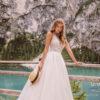 Cвадебное платье Mont-Blanc