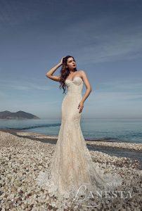 Свадебное платье Nephrite Lanesta