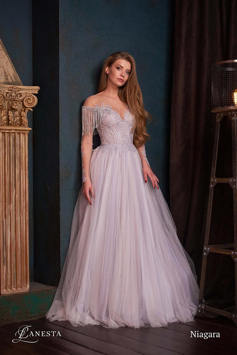 вечернее платье Niagara