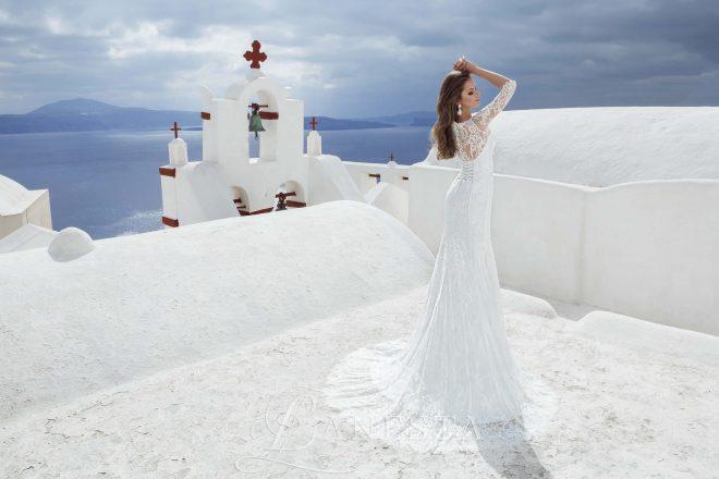 Свадебное платье Nikol Lanesta
