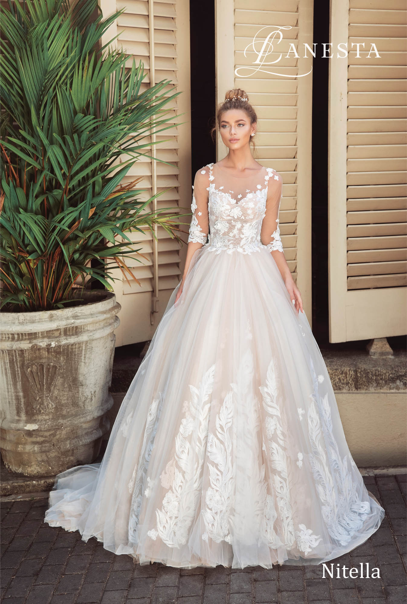 Весільна сукня Nitella