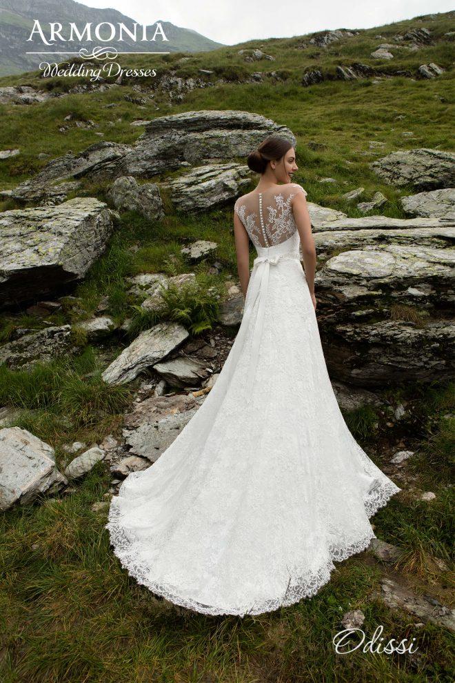 Cвадебное платье Odissi Armonia