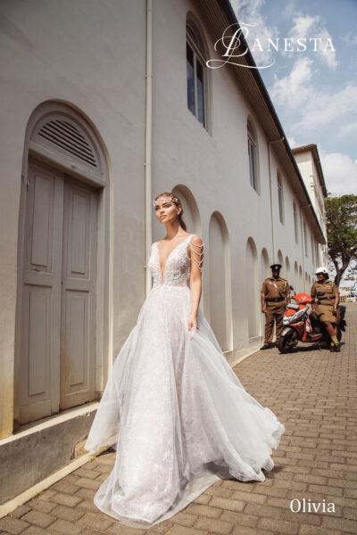 Свадебное платье Olivia