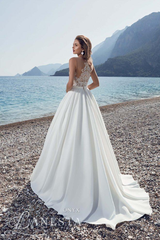 Свадебное платье Onyx Lanesta