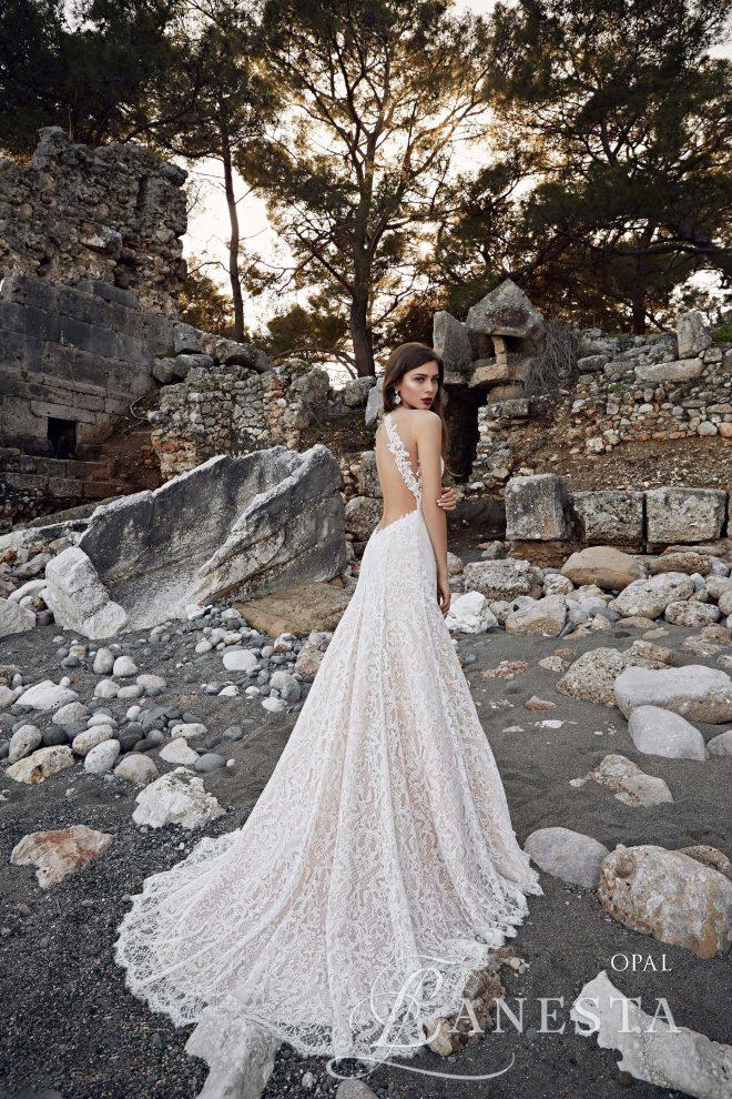 Свадебное платье Opal Lanesta