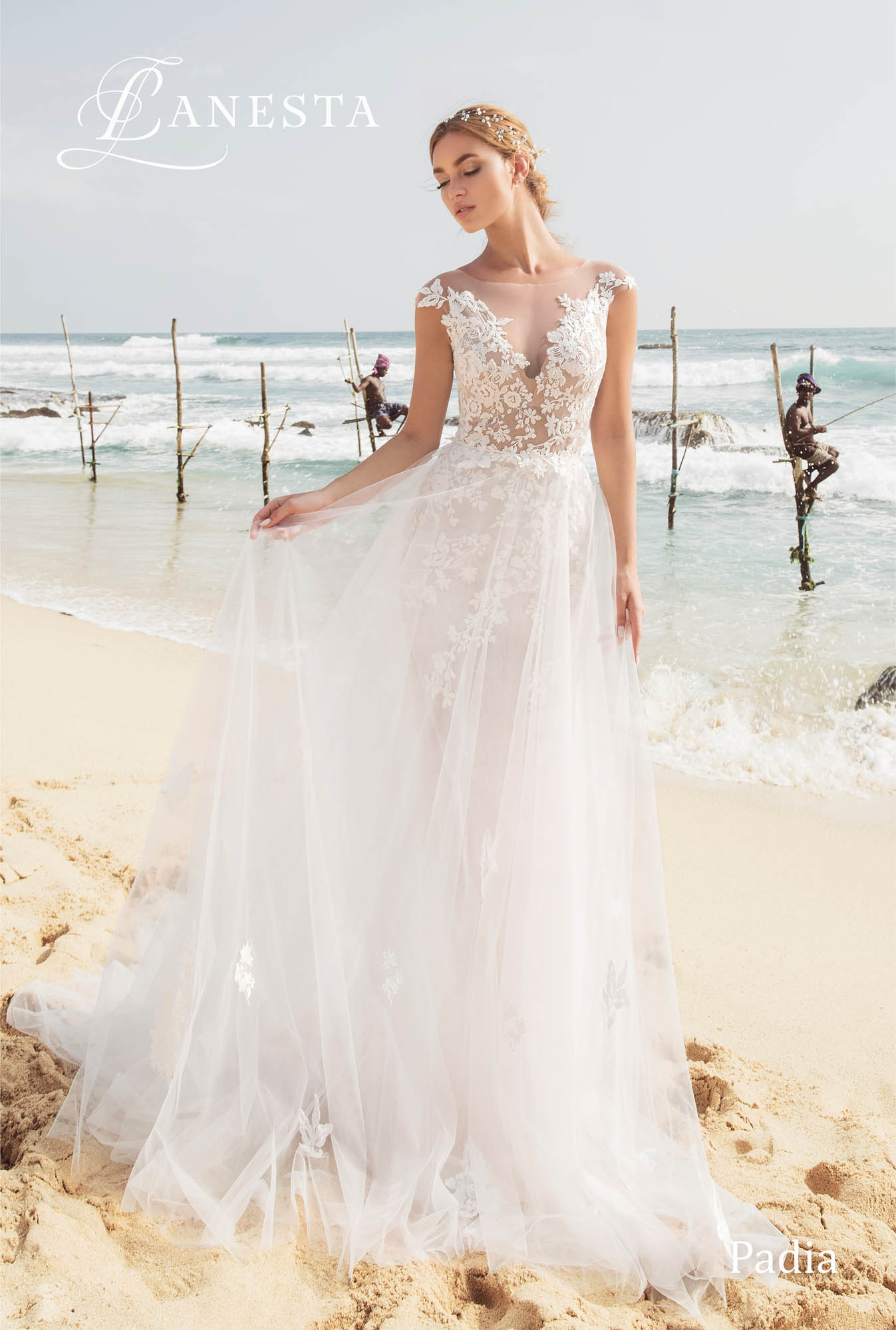 Cвадебное платье Padia