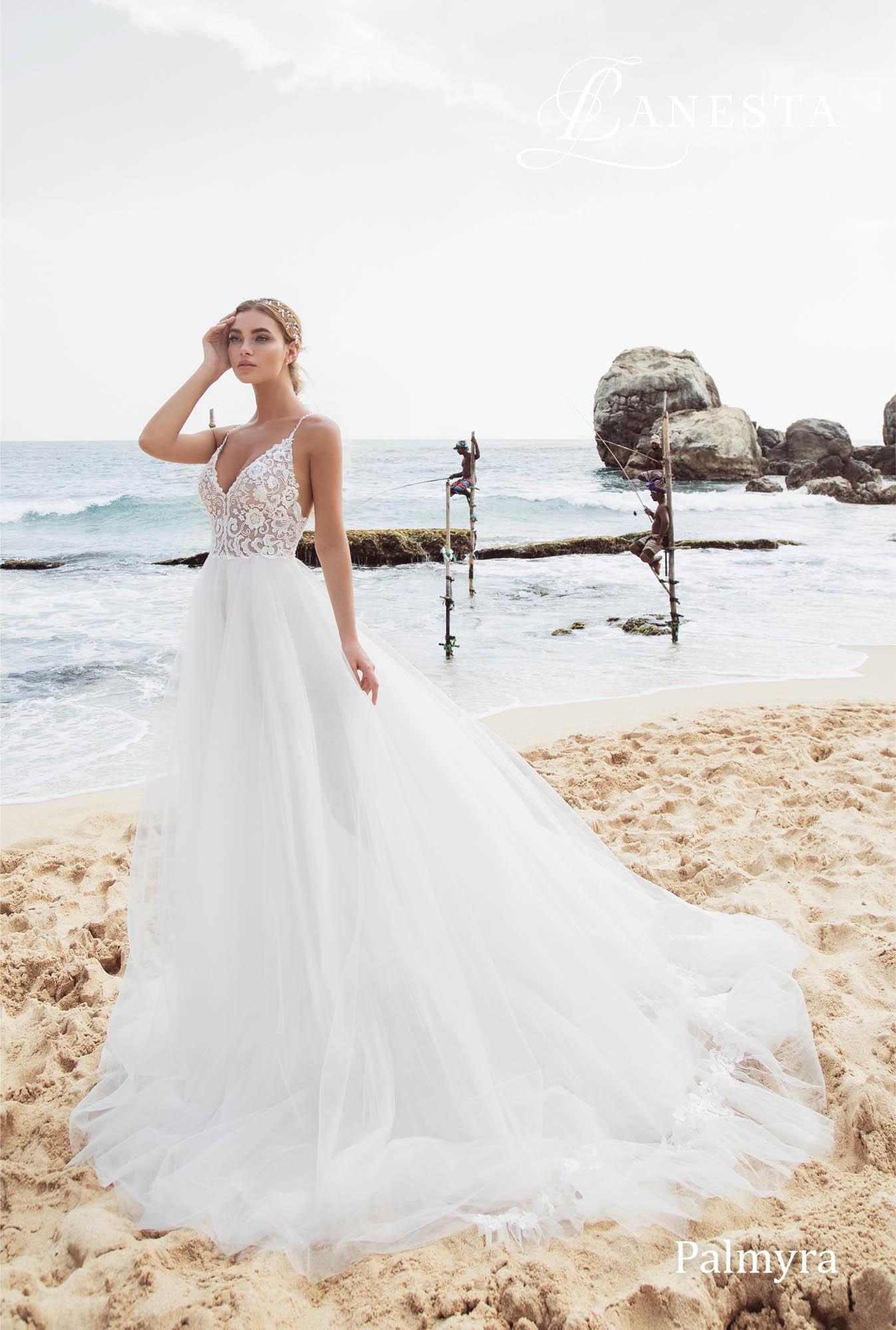 Свадебное платье Palmyra
