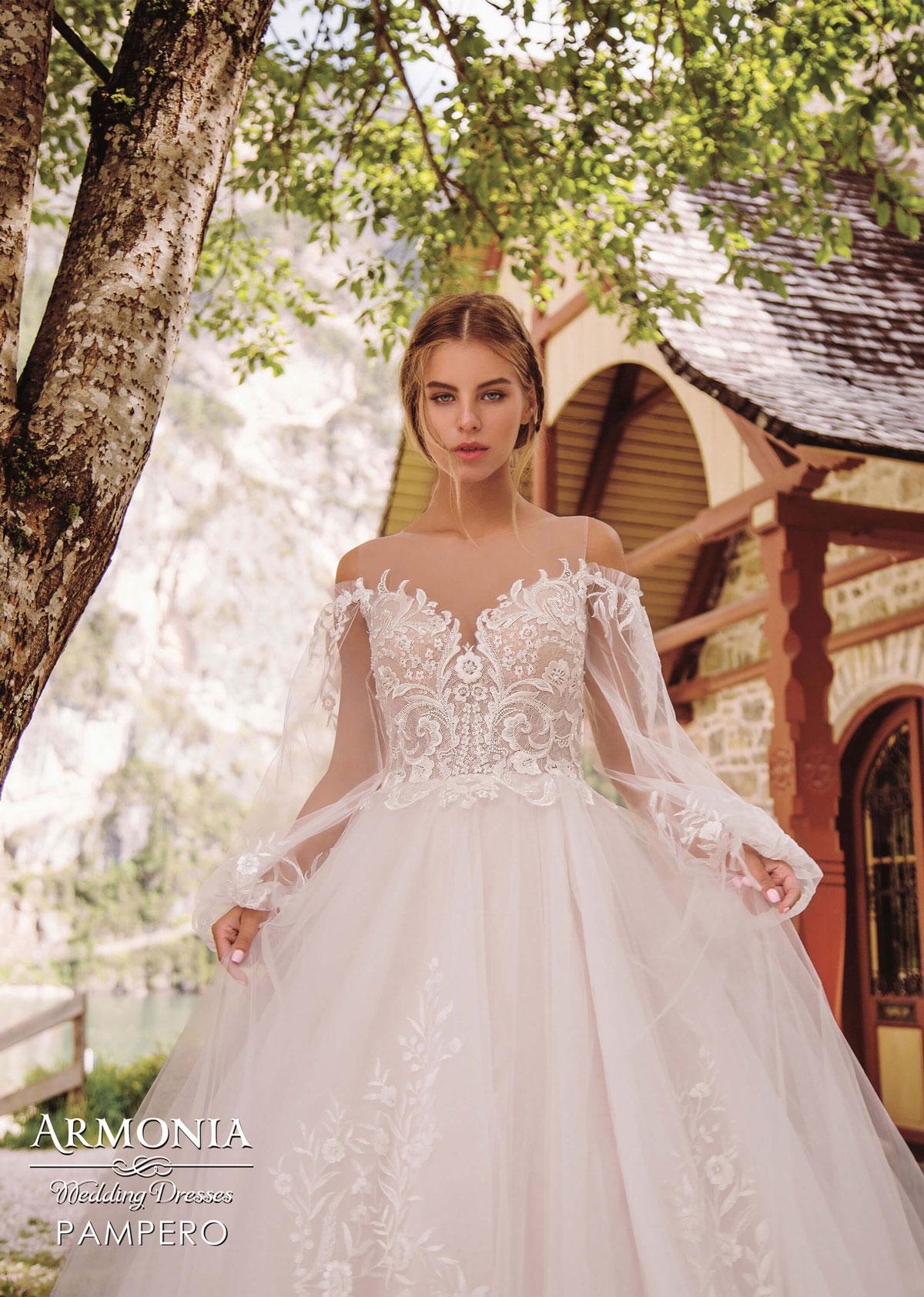 Весільна сукня Pampero