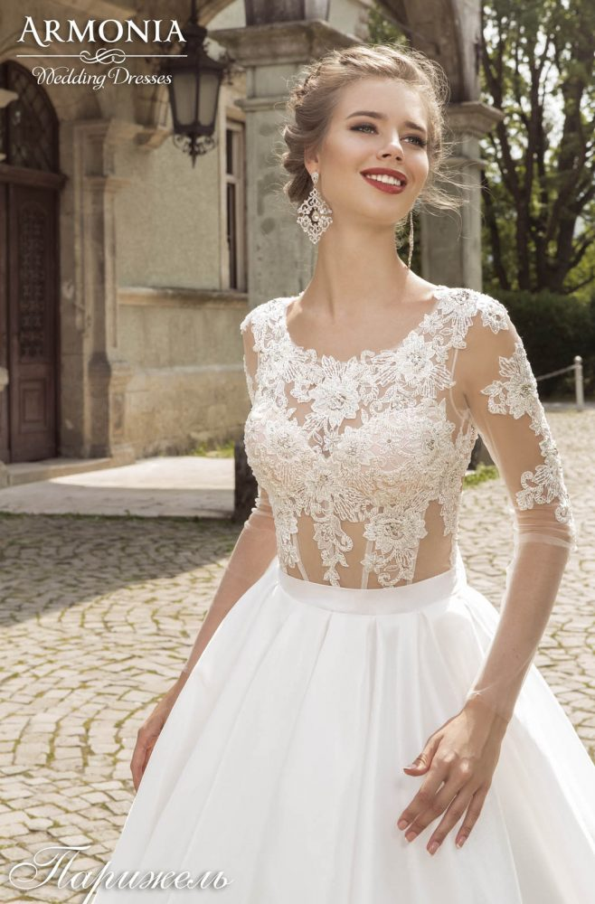 Свадебное платье Pariselle Armonia