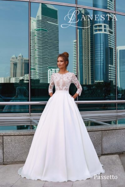 Свадебное платье Passetto Lanesta
