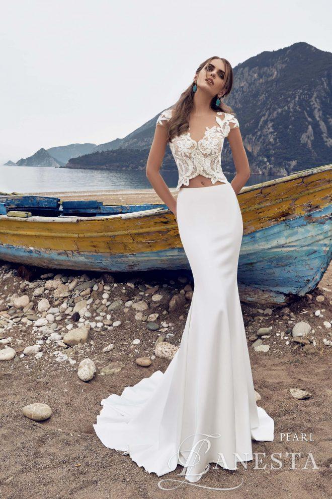 Весільна сукня Pearl Lanesta