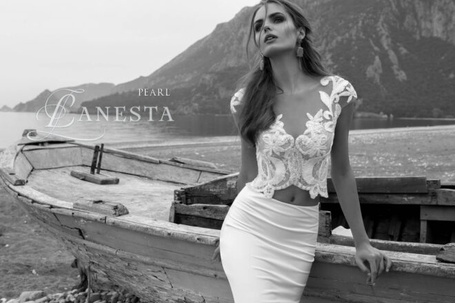 Свадебное платье Pearl Lanesta