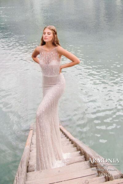 Cвадебное платье Piano