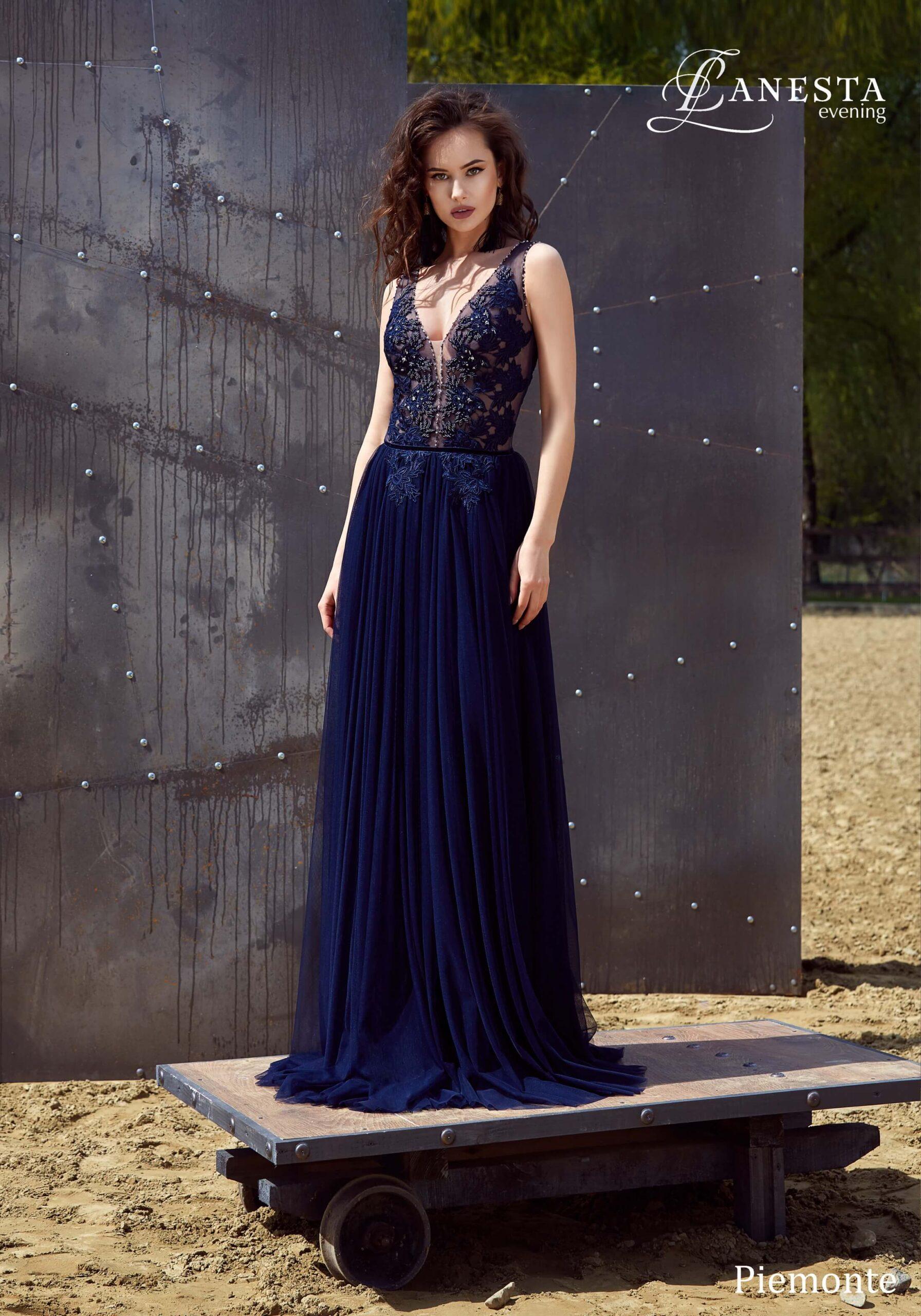 Вечернее платье Piemonte Lanesta