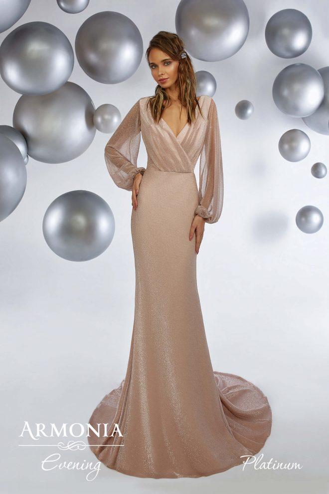 Вечірня сукня Platinum Armonia
