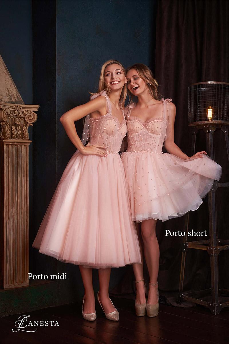 Вечірня сукня Porto Midi