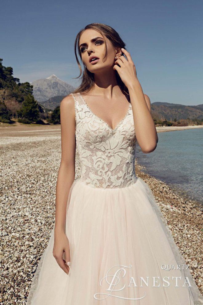 Свадебное платье Quartz Lanesta
