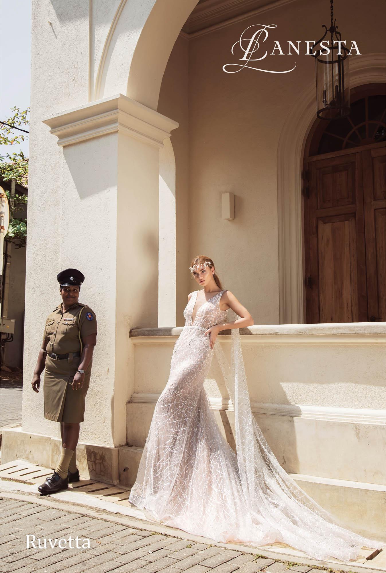 Весiльна сукня Ruveta
