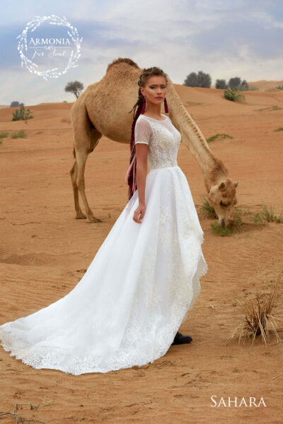 Cвадебное платье Sahara Armonia