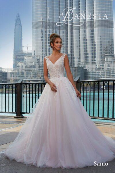 Свадебное платье Sanio Lanesta