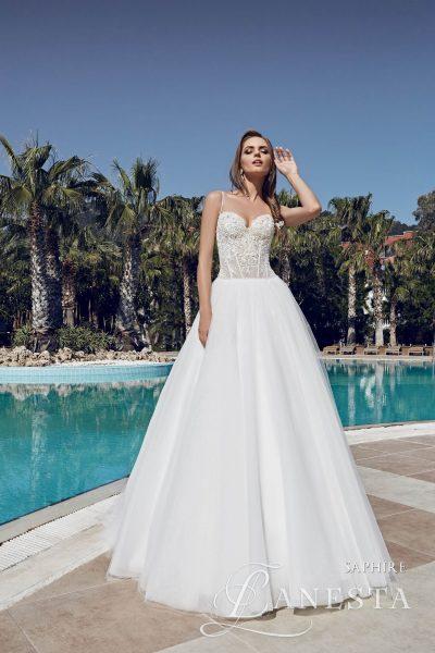 Свадебное платье Sapphire Lanesta