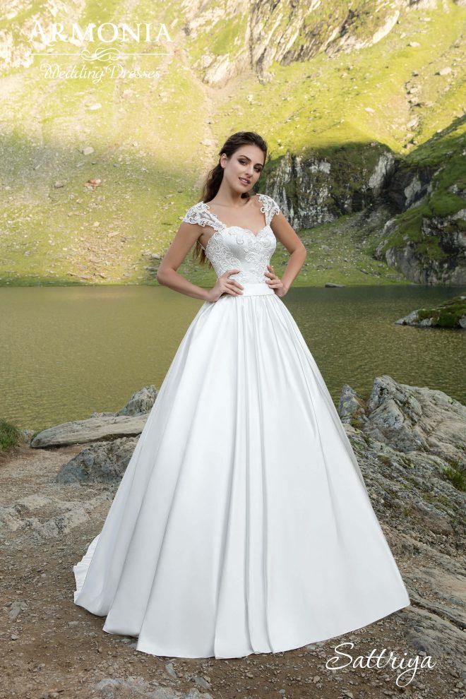Cвадебное платье Sattriya Armonia