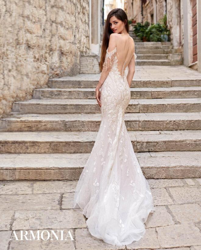 Весільна сукня Serpens