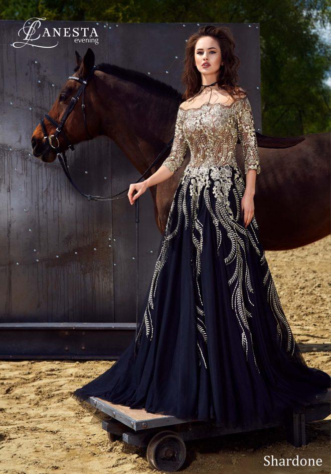 Вечернее платье Shardone Lanesta