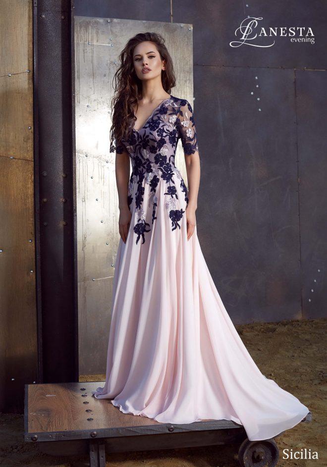 Вечернее платье Sicilia Lanesta