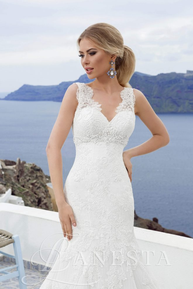 Свадебное платье Silvija Lanesta