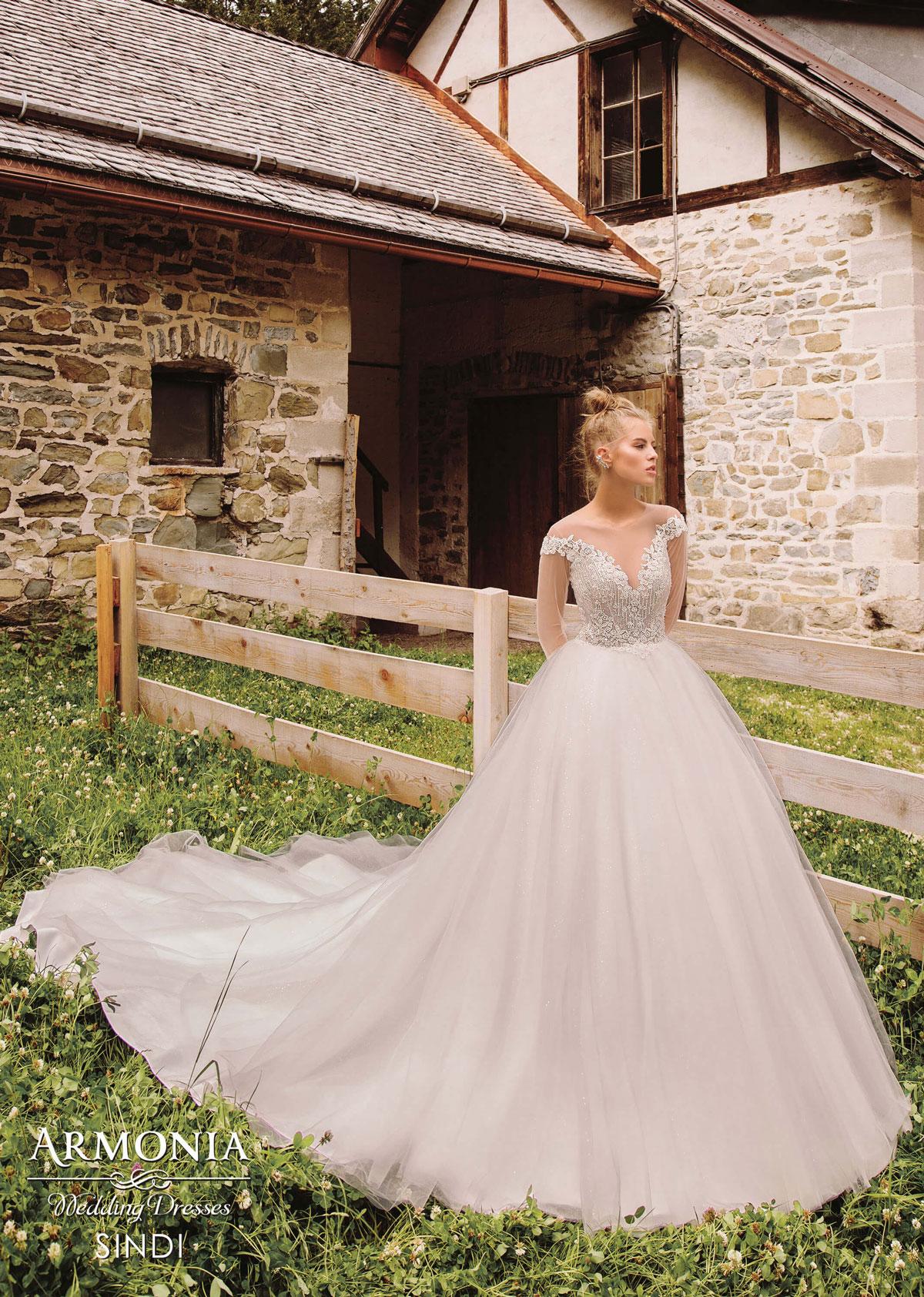 Весільна сукня Sindi
