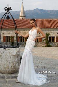 Свадебное платье Sirena силуэта годе