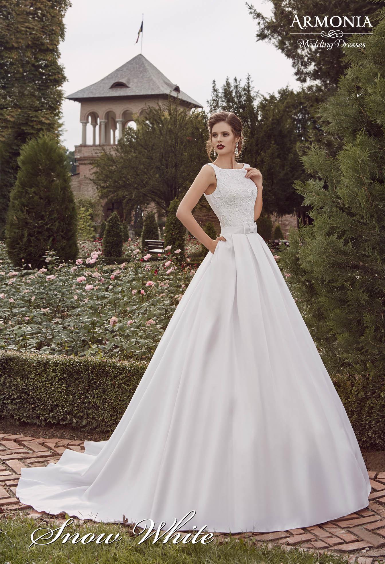 Cвадебное платье Snow White Armonia