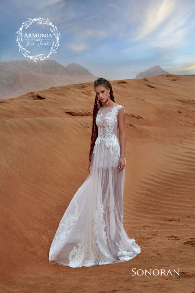 Свадебное платье Sonoran Armonia