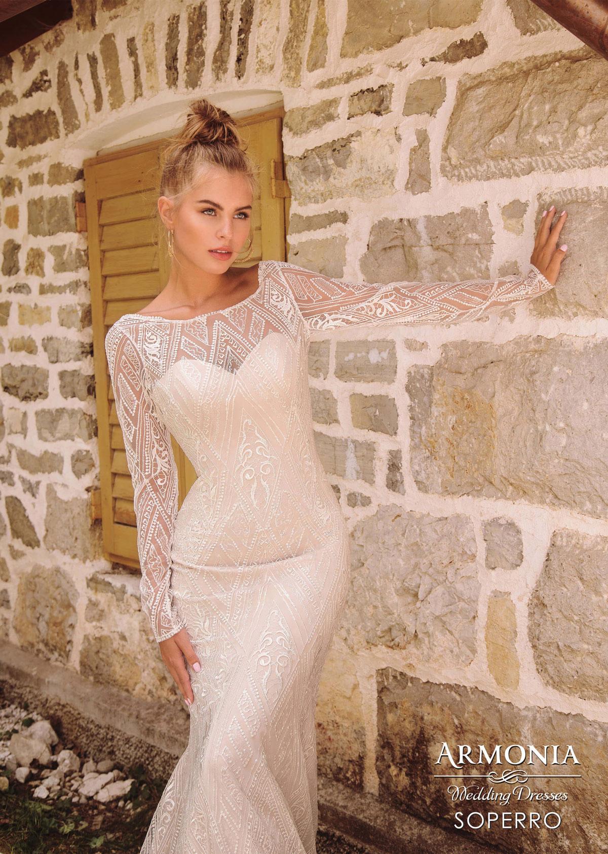 Cвадебное платье Soperro